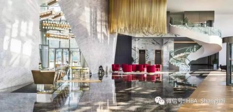 上海寶龍七寶艾美酒店靈感萃取于七寶古鎮