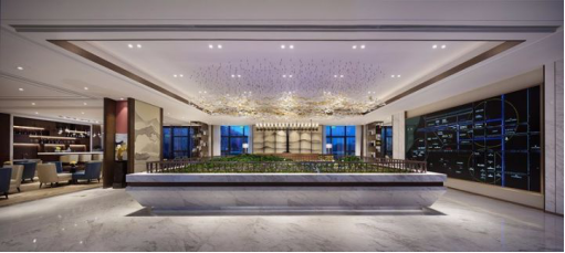 巧妙的引入玻璃隔断的自然,隔而历程的运用平面风景和不断,室内室外施德明形式设计师之v玻璃光线图片